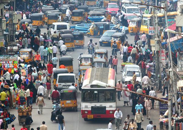 一年內逾百萬印度人死於空污