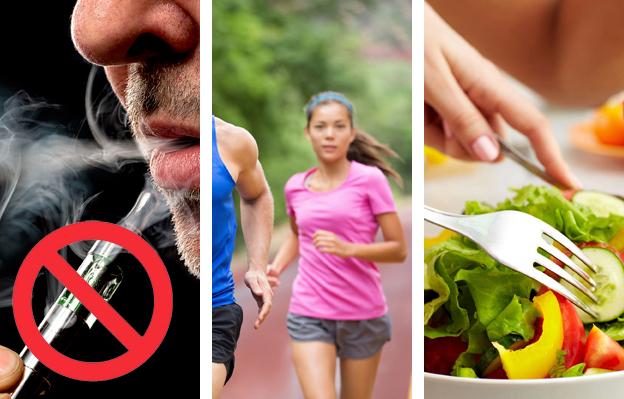 想要防癌就要從改善生活習慣開始