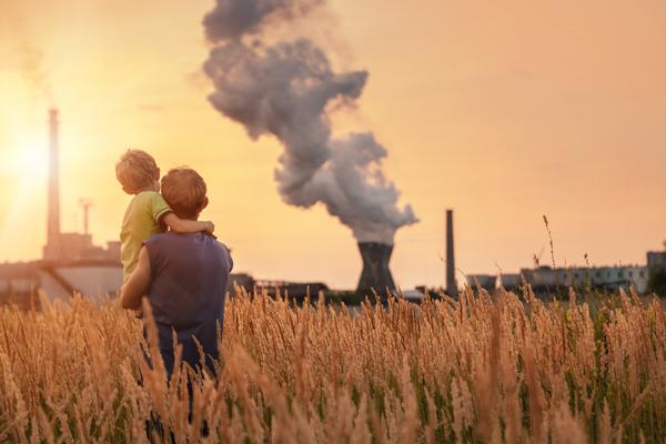 髒空氣、空污PM2.5的微細粒子會損害下一代的心臟