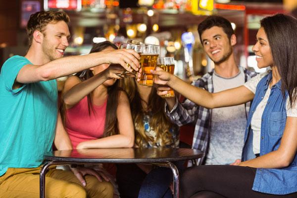 年輕人飲酒可能導致腦部灰質減少