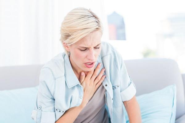喘不過氣、手腳發麻、抽搐痙攣 – 過度換氣症候群