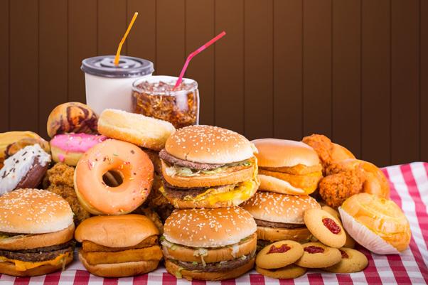 住家離速食店近 會增加罹患糖尿病風險