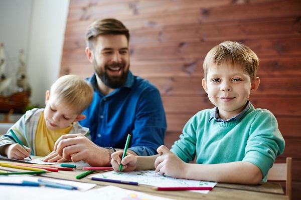 親子行為療法,形塑孩子的良好行為習慣!